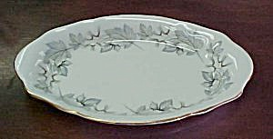 Royal Albert  Silver Maple  Regal Tray (Image1)