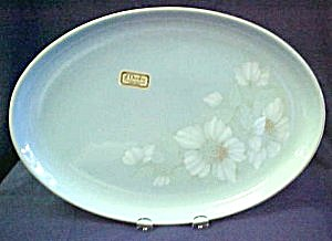 Denby Blue Dawn Platter - Oval