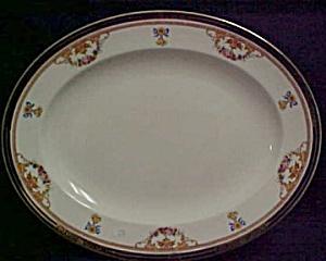 Alfred Meakin Athol Medium Platter - Oval (Image1)