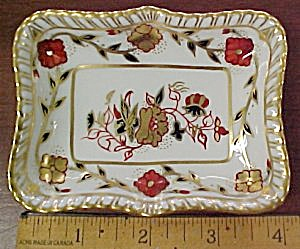 Royal Crown Derby Asian Rose Tiny Bon Bon (Image1)