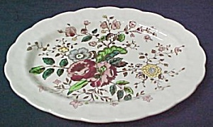 Booths Stanway A8056 Small Platter - Oval