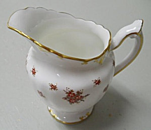 Royal Crown Derby Norfolk Open Creamer