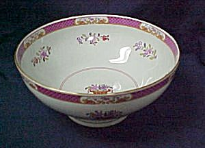 Spode Lord Calvert  Round Vegetable - Open (Image1)
