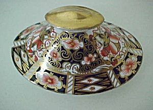 Royal Crown Derby Traditional Imari Teapot Lid