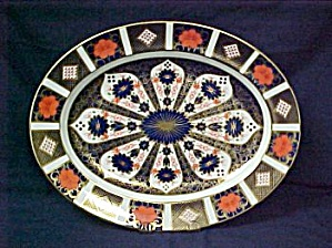 Royal Crown Derby Old Imari Medium Platter