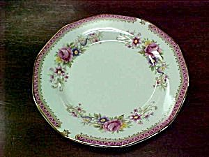 Queen'S Rosina Richmond Bread & Butter Plate (Image1)