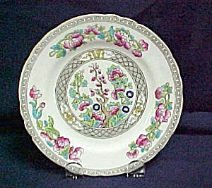 Aynsley Indian Tree (Gold) Bread & Butter Plate