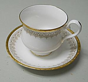 Royal Albert Burlington Cup & Saucer