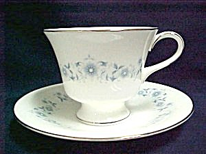 Wedgwood Josephine Cup & Saucer