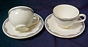 Royal Doulton Albany Cup & Saucer