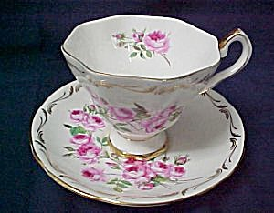 Royal Stafford Bridesmaid Cup & Saucer (Image1)