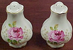 Royal Albert American Beauty Salt & Pepper