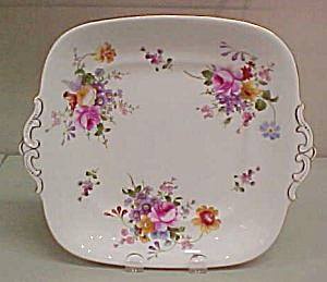 Royal Crown Derby Posies  Cake Plate (Image1)