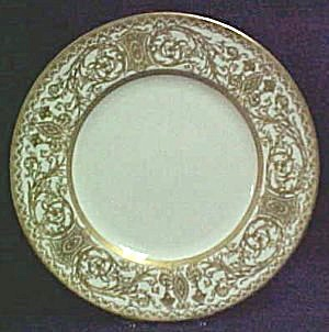 Royal Worcester Embassy Dinner Plate (Image1)