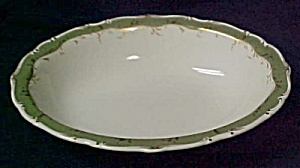 Royal Doulton Fontainebleau H4978 Oval Vegetable - Open