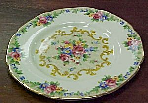 Paragon Minuet (Cream) Bread & Butter Plate
