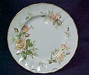 Paragon Peace Rose Salad Plate