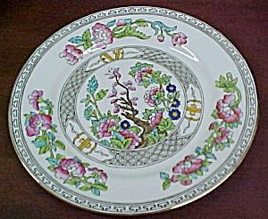 Aynsley Indian Tree (Gold) Salad Plate