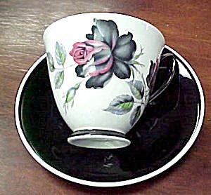 Royal Albert Masquerade Cup & Saucer (Image1)