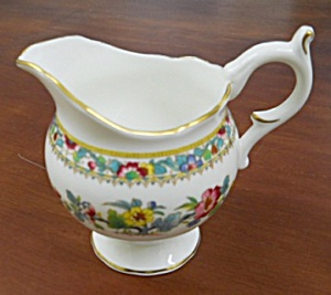 Coalport Ming Rose (Scalloped) Creamer