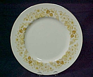 Wedgwood Mimosa Dinner Plate