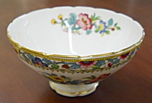 Coalport Ming Rose Open Sugar