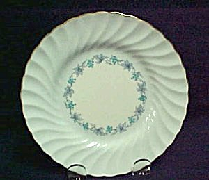 Minton Vineyard (Blue) Bread & Butter Plate