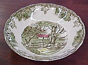 Johnson Brothers Friendly Village Fruit Or Dessert Bowl