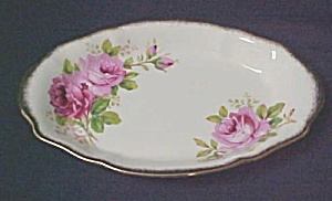 Royal Albert American Beauty Regal Tray