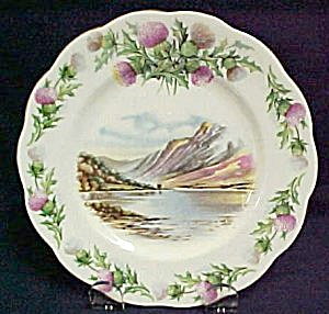 Royal Albert Bonnie Banks Of .... Bread & Butter Plate