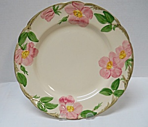 Franciscan Desert Rose White Bread And Butter Plate