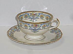 Kpm The Copley Cup & Saucer