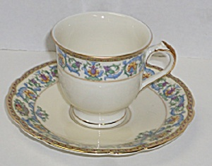 Kpm The Copley Demi-tasse Set