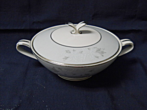 Noritake Balboa Covered Sugar Bowl