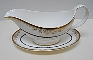 Royal Doulton Winchester Gravy Dish With Tray