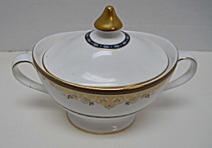 Royal Doulton Winchester Sugar Bowl With Cover