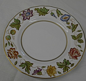 Royal Worcester Virginia Dinner Plate