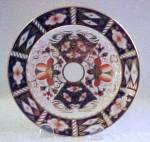 Royal Crown Derby Traditional Imari  B & B Plate