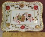Click here to enlarge image and see more about item 504: Royal Crown Derby Asian Rose Tiny Bon Bon