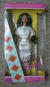 Barbie native American 1st First Edition (Image1)