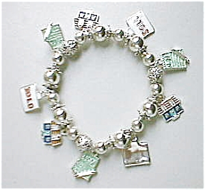 Real Estate, Realtor Charm Bracelet (Image1)
