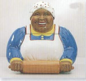 Baking Time Cookie Jar from Clay Art (Image1)