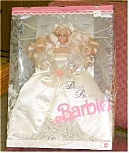 Barbie Dream Bride 1991 Nrfb