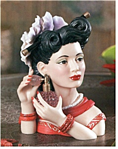 Cameo Girl Headvase Emma 1946 Eau De Lovely