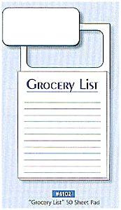 Magnetic Things to Do or  Grocery Lists (Image1)