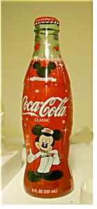 Mickey Mouse 75th Anniversary Coca Cola Coke