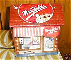 Mrs. Field's Limited Edition Cookie House