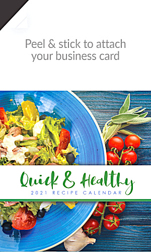 2019 Healthy Recipe Magnetic Calendars