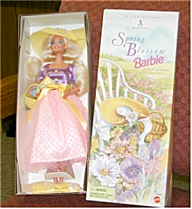 Barbie Spring Blossoms
