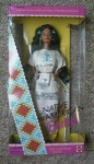 Click here to enlarge image and see more about item 0021: Barbie native American 1st First Edition